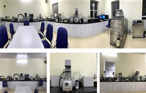 Phòng thí nghiệm nhựa đường đạt tiêu chuẩn quốc gia (VILAS)