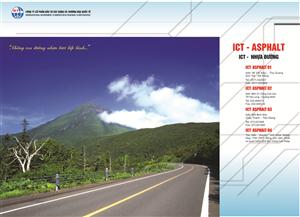 Công ty kinh doanh nhựa đường ICT