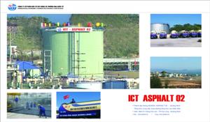 Tổng kho cung ứng nhựa đường miền Bắc - Trạm Quảng Ninh
