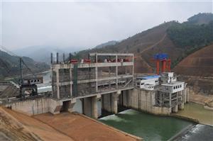 Cập nhật tiến độ dự án Thủy điện Vĩnh Hà