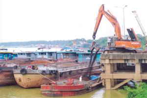 Đề xuất cho thuê cảng Việt Trì khoảng 30 năm