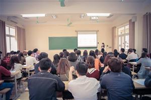 Buổi chia sẻ về ICT với sinh viên IBD - NEU