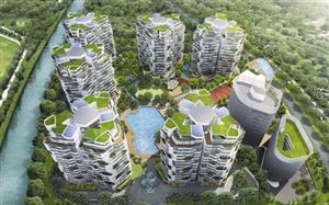 Malaysia áp dụng công nghệ xanh trong xây dựng