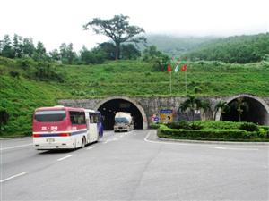 Chính phủ quyết phương án tài chính Dự án hầm đường bộ Đèo Cả