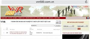 ICT Liên tiếp lọt vào top 500 doanh nghiệp tư nhân lớn nhất Việt Nam