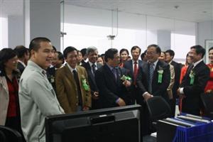 Khánh thành Nhà máy thủy điện cột nước thấp đầu tiên ở Việt Nam