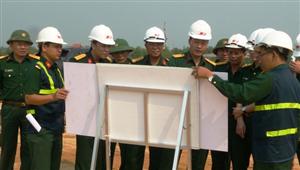 Cao tốc Đà Nẵng - Quảng Ngãi vào cao điểm