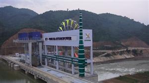 Thủy điện Vĩnh Hà: Sáng bừng Tây Bắc