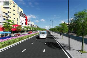 Xây dựng đường Tam Trinh, giảm ùn tắc cho Thủ đô
