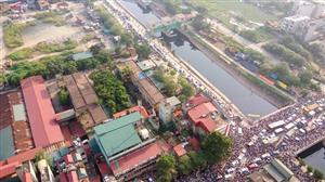 Hà Nội làm đường nối Phan Trọng Tuệ với đường Tả Thanh Oai-Đại Áng-Liên Ninh