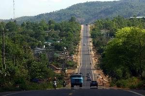 Đầu tư Dự án đường Hồ Chí Minh đoạn tránh Chư Sê (Gia Lai)