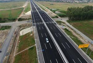 Nhiều đoạn cao tốc Bắc Nam được khởi công trong năm 2017