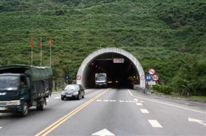 Cuối tháng 2 mở rộng hầm lánh nạn phía Nam Hải Vân
