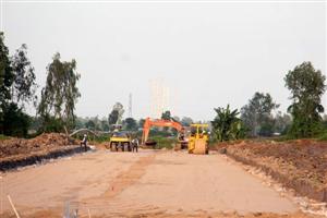 Điều chỉnh quy mô xây dựng tuyến Lộ Tẻ - Rạch Sỏi
