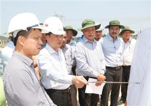 Cần cơ chế đặc biệt GPMB mở rộng DA đường HCM La Sơn-Túy Loan