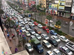 Hà Nội làm đường vành đai 1 rộng 50 m song song Đê La Thành