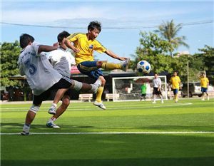 Giải bóng đá ICT cup 2015