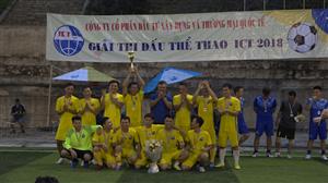 Giải thể thao ICT 2018 - Thuỷ điện Vĩnh Hà
