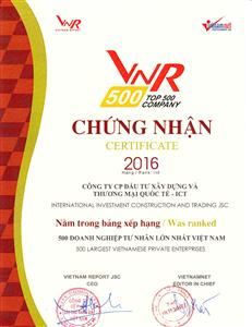 VNR 500