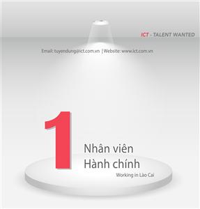 Nhân viên Hành Chính - NMTĐ Vĩnh Hà - Lào Cai